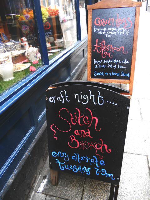 Biddy's tea room Norwich
