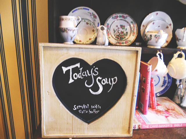 Biddy's tea rooms Norwich