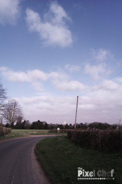Walking Carbrooke 18th April (5)